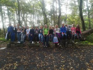 Herfstwandeling Koersel september 2017